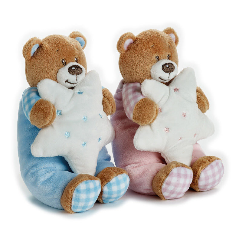 Lelly Peluche Online Store | Peluche Baby Orsetto con stella