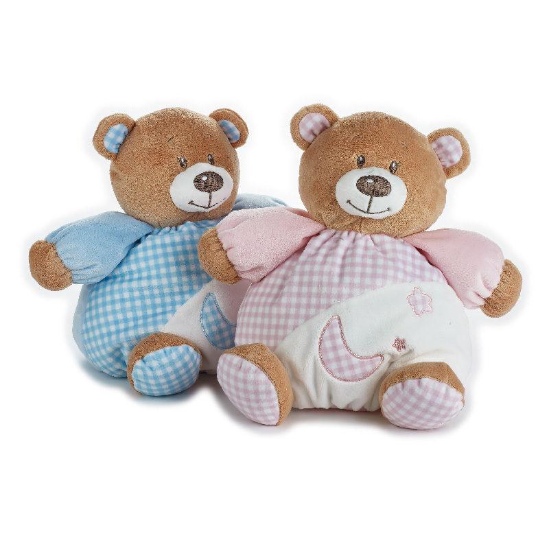 Lelly Peluche Online Store | Peluche Baby Orsetto grande con sonaglio