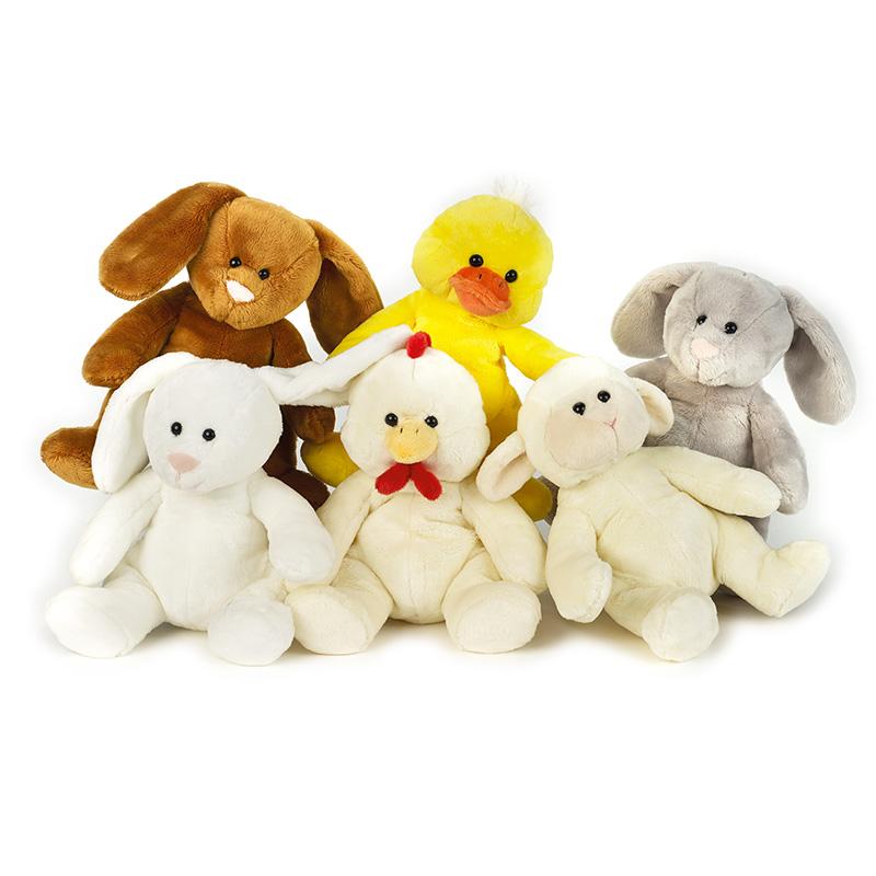 Lelly Peluche Online Store | Peluche animali pasquali assortimento