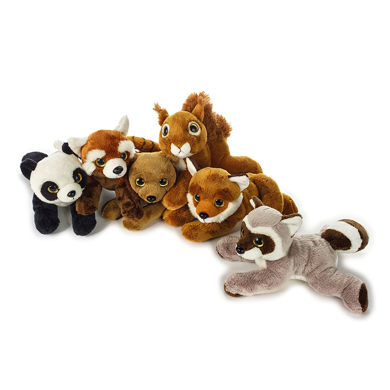 Lelly Peluche Online Store | Peluche display Lelly Furbetto Bosco