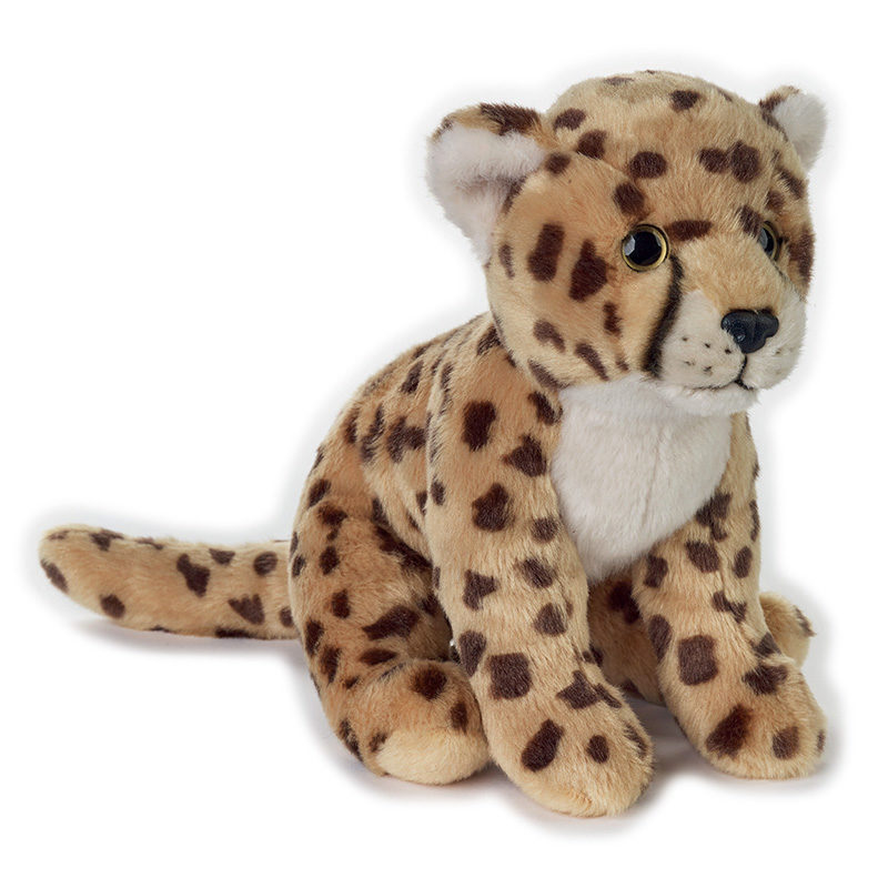 Lelly Peluche Online Store | Peluche Ghepardo National Geographic