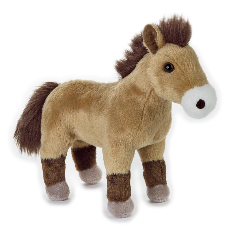 Lelly Peluche Online Store | Peluche Cavallo Przewalski National Geographic