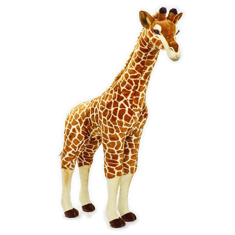 Lelly Peluche Online Store | Peluche Giraffa Gigante National Geographic