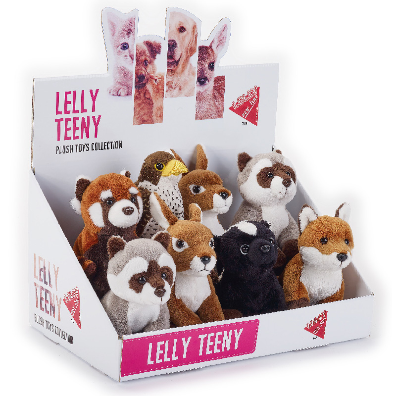 Lelly Peluche Online Store | Peluche lelly Teeny bosco