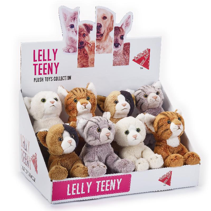 peluche-lelly-teeny-gatti-seduti