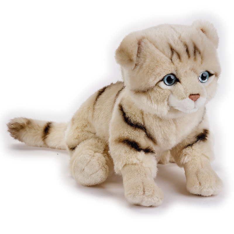 Lelly Peluche Online Store | Peluche Scottish Fold Cat