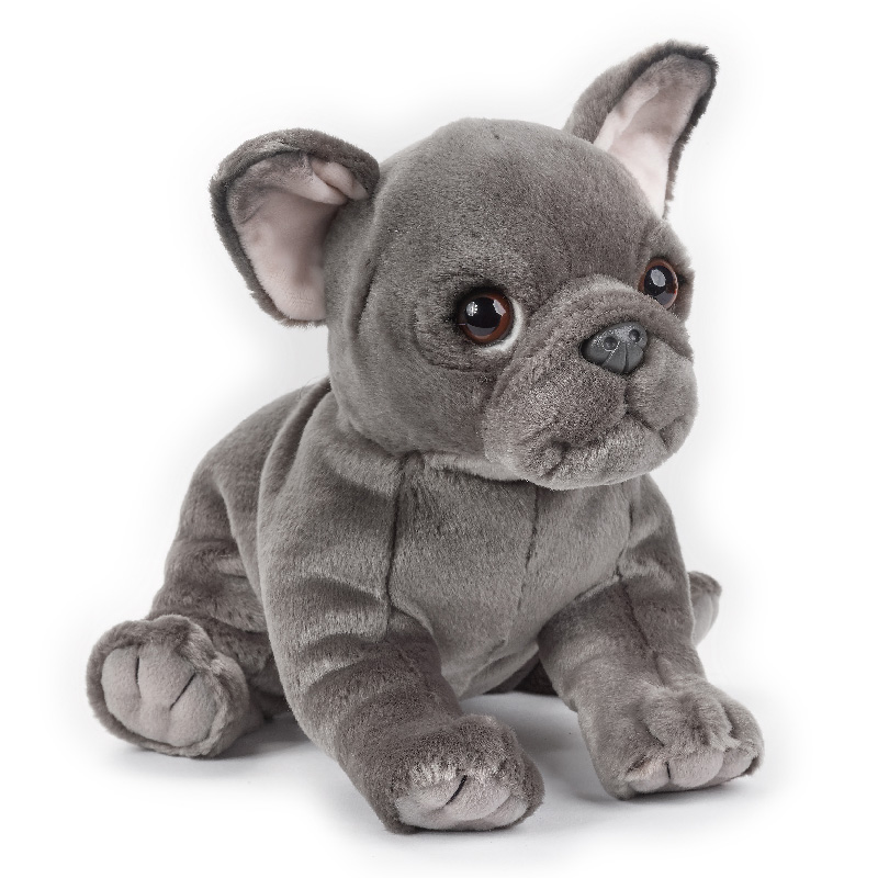 Lelly Peluche Online Store | PELUCHE BULL DOG FRANCESE BLU
