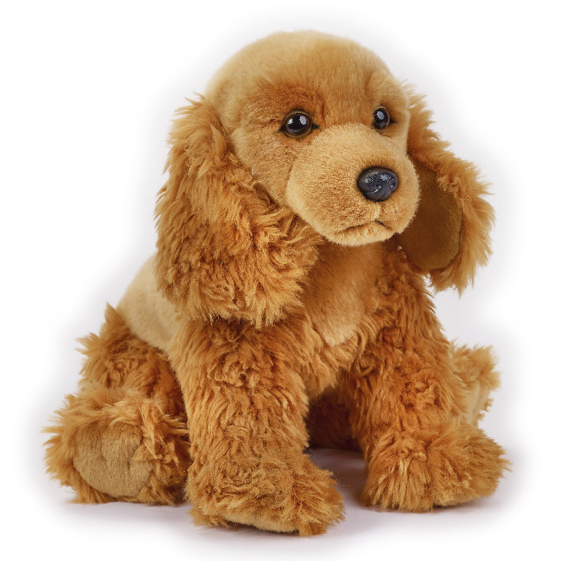 Lelly Peluche Online Store | Peluche Cocker Spaniel National Geographic